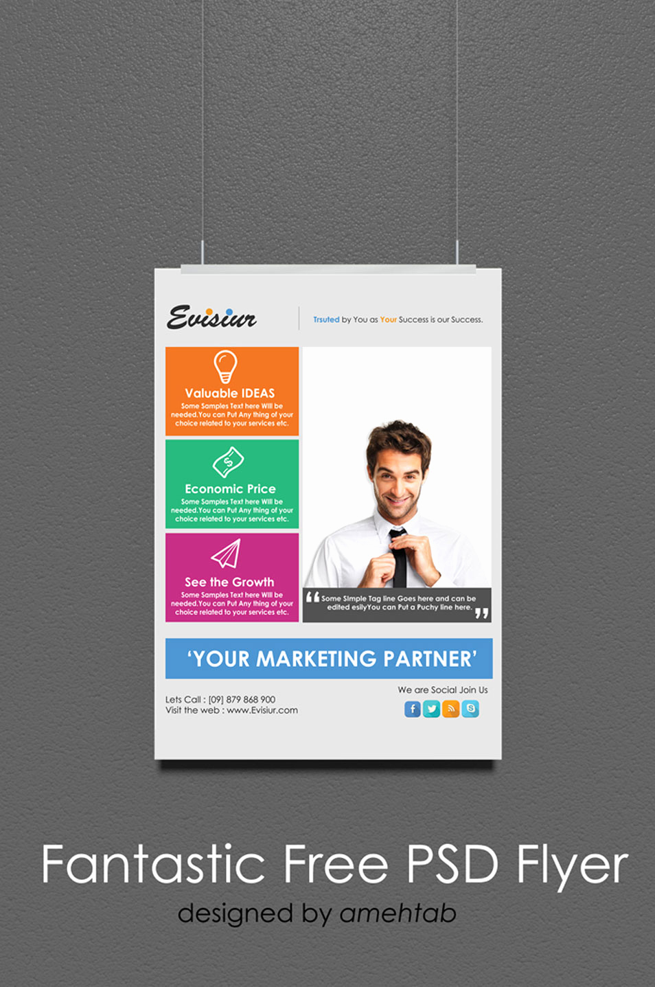 Free Download Flyer Template Lovely 60 Best Free Flyer Templates Psd