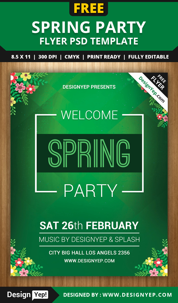 Free Download Flyer Template Luxury 55 Free Party & event Flyer Psd Templates Designyep