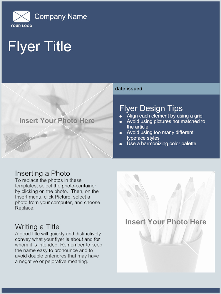 Free Download Flyer Templates Fresh Flyer Template Free