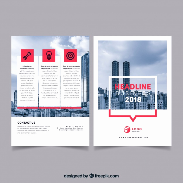 Free Downloadable Flyer Templates Beautiful Professional Business Flyer Template Vector