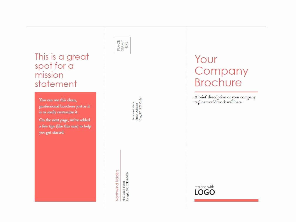 Free Downloadable Flyer Templates Fresh 31 Free Brochure Templates Ms Word and Pdf Free