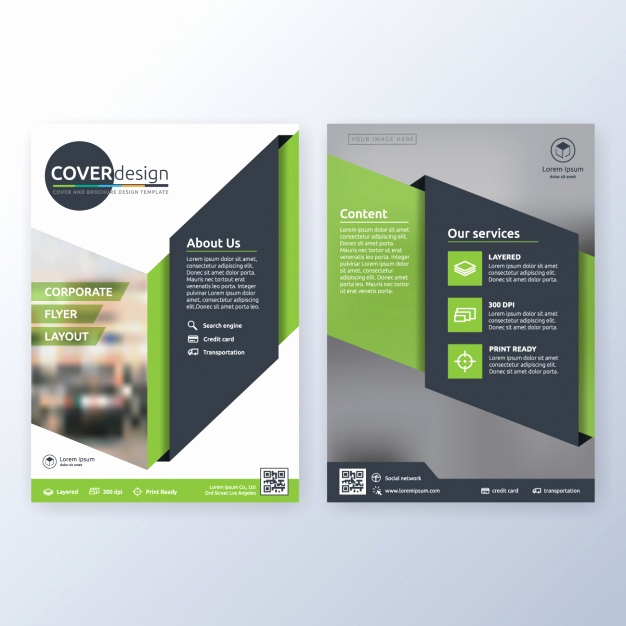 Free Downloadable Flyer Templates Fresh Business Brochure Template Vector