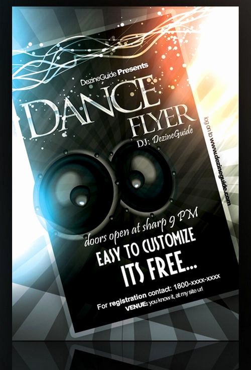 Free Downloadable Flyer Templates Inspirational Download 30 Free Poster Flyer Templates In Psd
