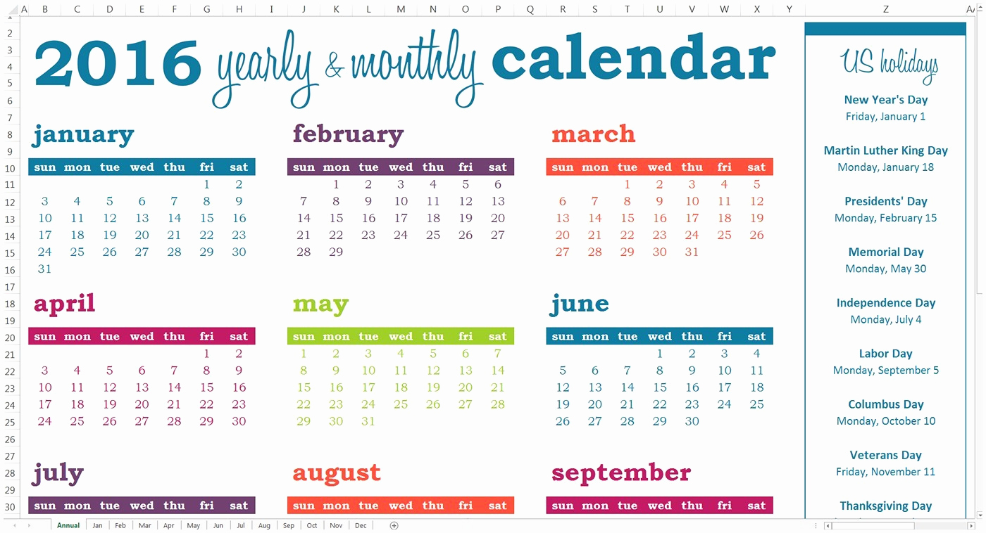 excel monthly calendar template calendar monthly printable in event calendar template free