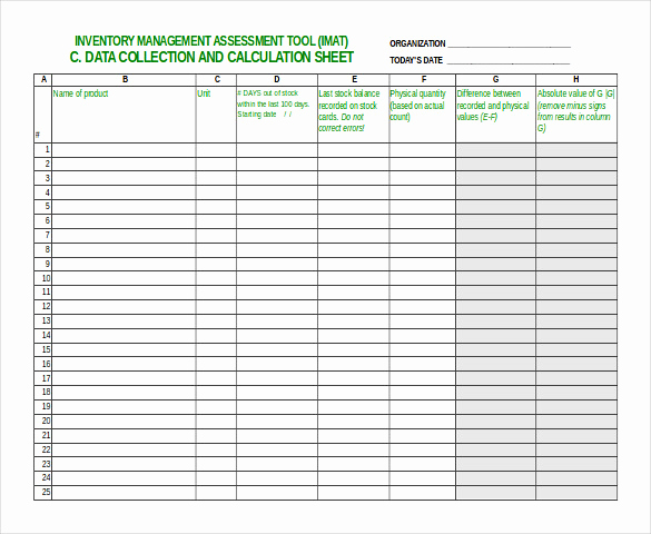 Free Excel Inventory Template Awesome Inventory Spreadsheet Template 48 Free Word Excel