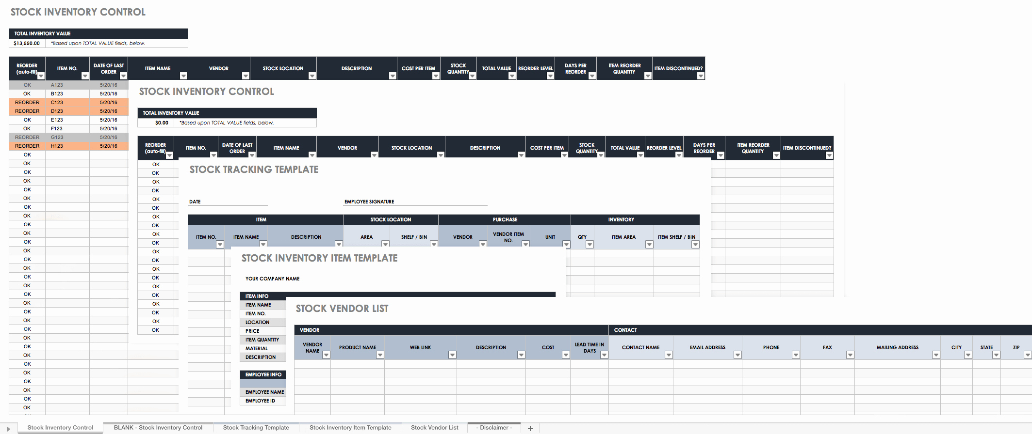 Free Excel Inventory Template Beautiful Inventory Excel Sheet Free Download Inventory Spreadshee