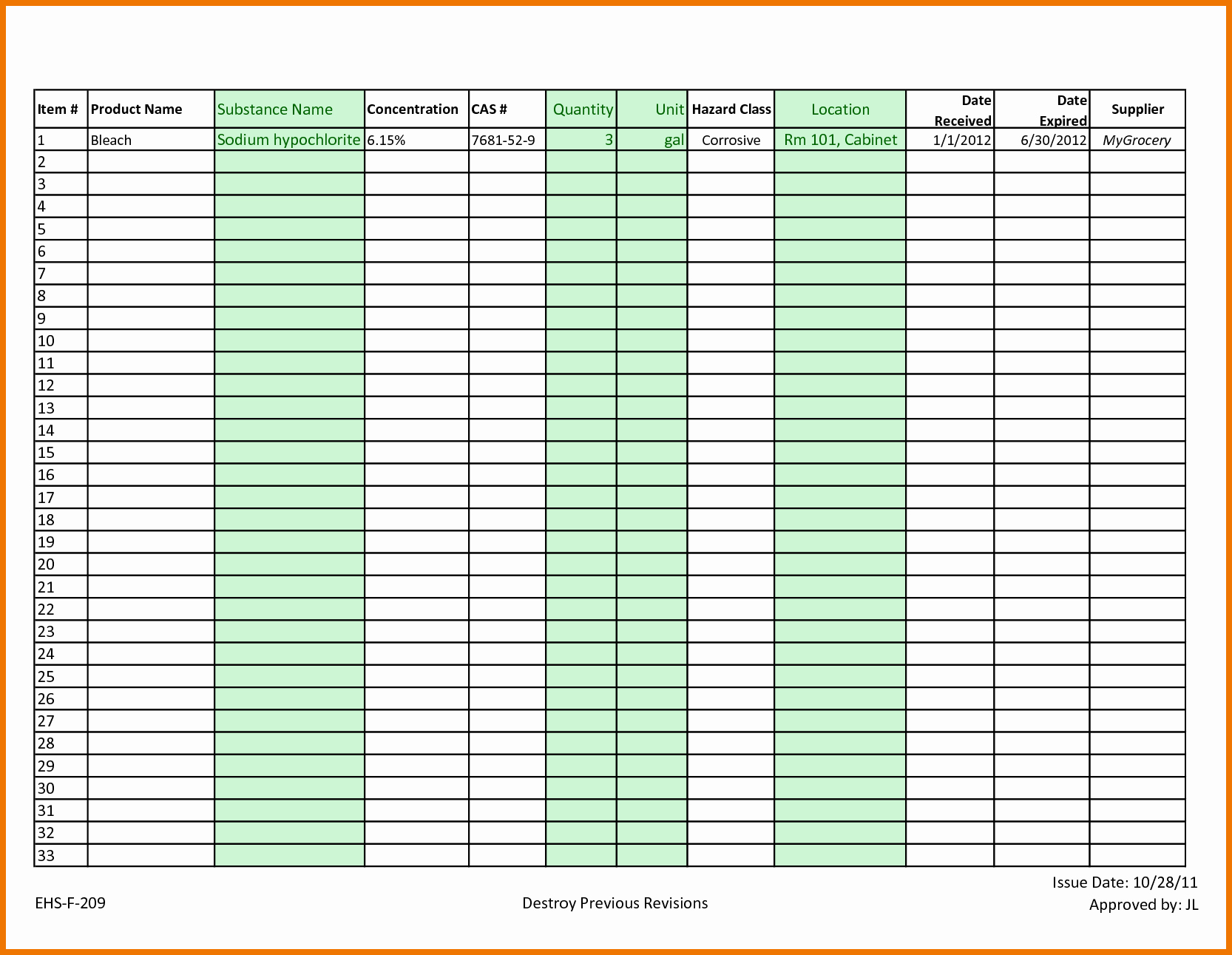 Free Excel Inventory Template Unique Free Excel Inventory Template Portablegasgrillweber
