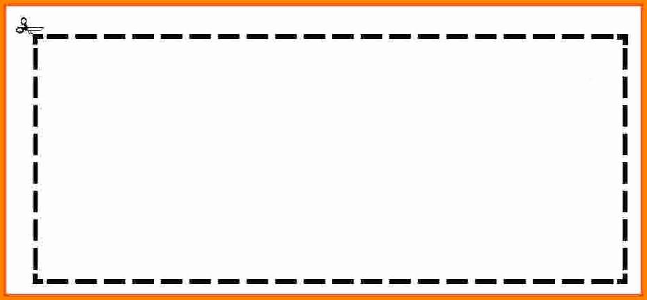 Free Printable Coupon Template Blank Fresh 18 Blank Coupon Templates
