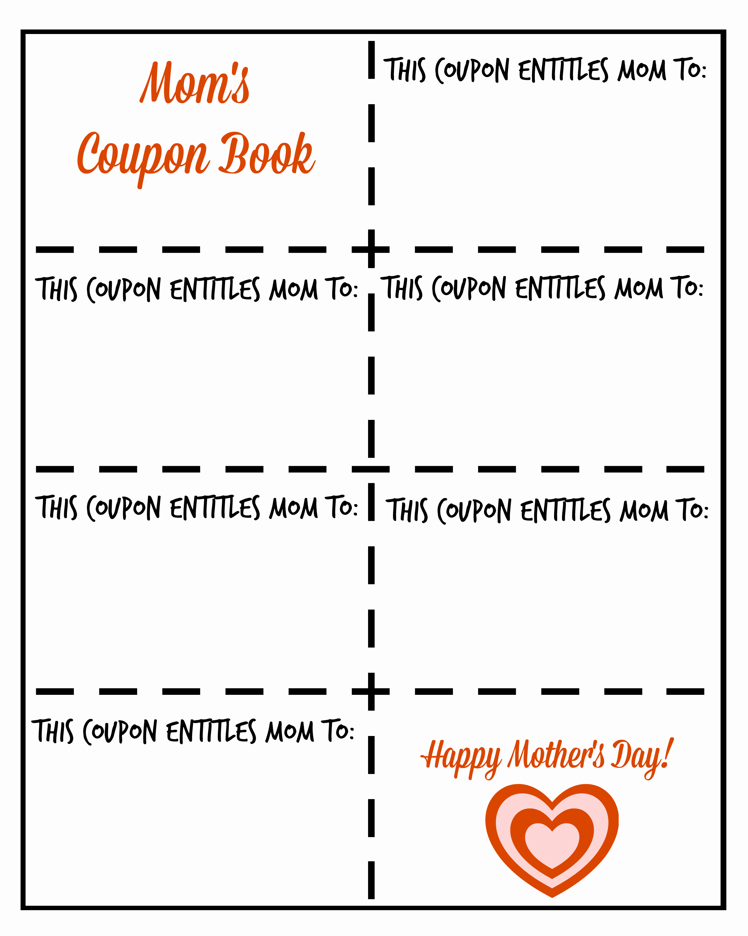Free Printable Coupon Template Blank Luxury the Gallery for Printable Blank Coupons