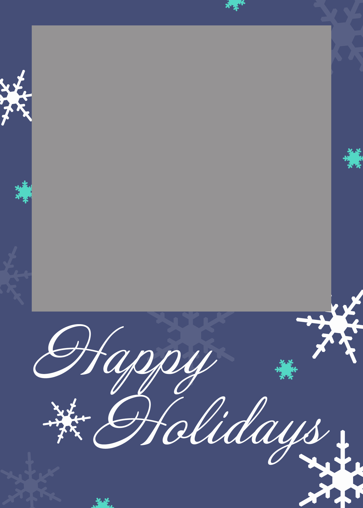 Free Printable Photo Cards Templates Awesome Free Christmas Card Templates