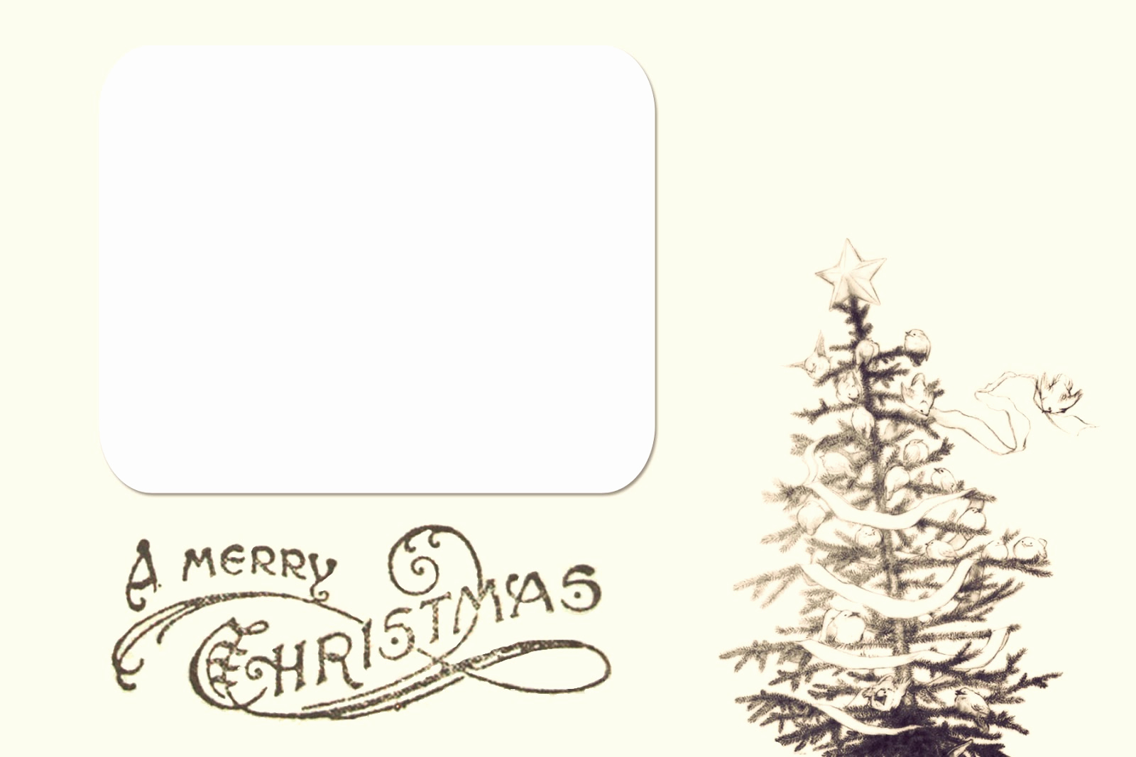 Free Printable Photo Cards Templates Elegant Printable Christmas Card Templates – Happy Holidays