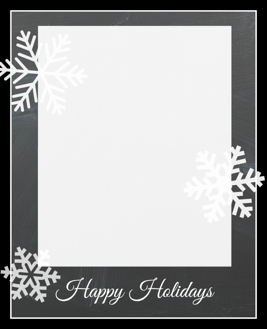 Free Printable Photo Cards Templates Lovely Free Christmas Card Templates Crazy Little Projects