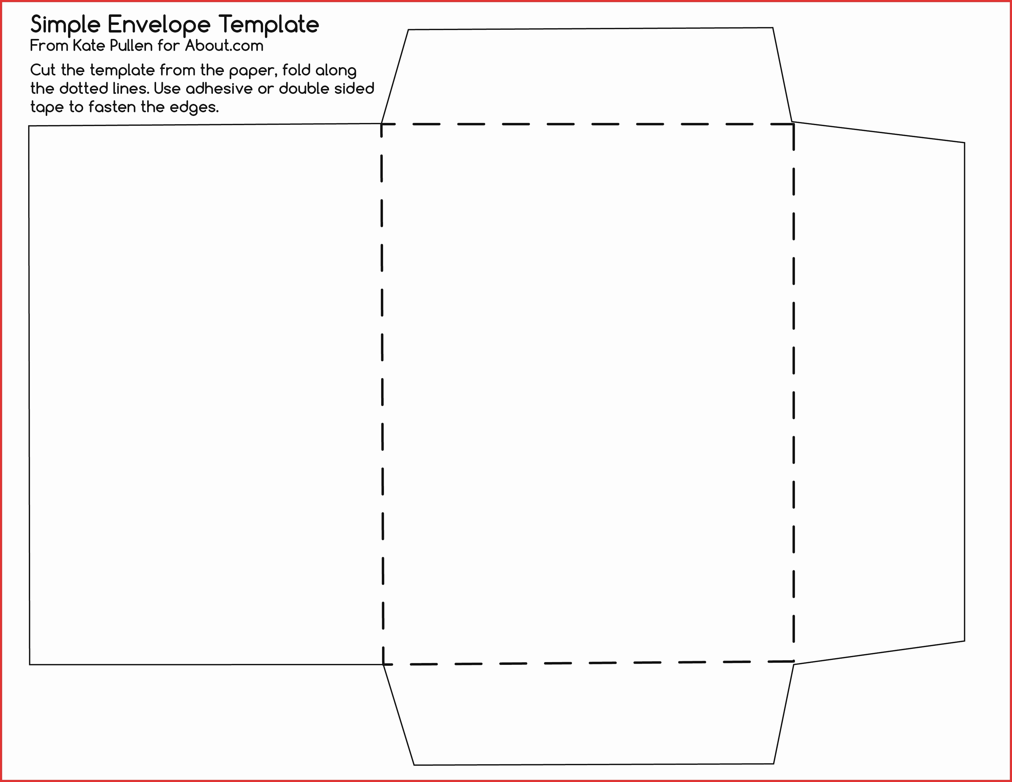 Free Printable Photo Cards Templates Luxury Envelope Template for 4×6 Card Beautiful Template Design