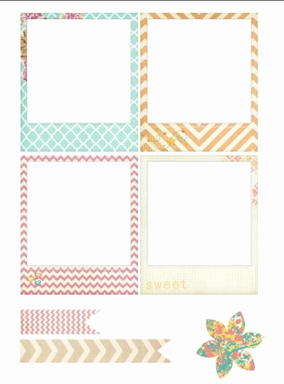Free Printable Picture Frame Templates Best Of Best 25 Printable Frames Ideas On Pinterest