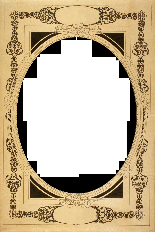 Free Printable Picture Frame Templates Unique 4x6 Transparent Frame 2000×3000