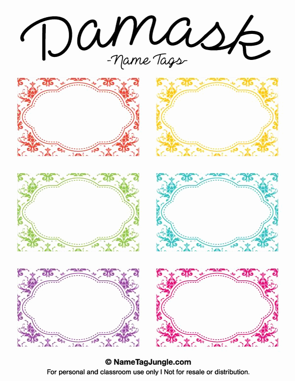 Free Printable Price Tags Template Awesome 25 Best Ideas About Printable Name Tags On Pinterest
