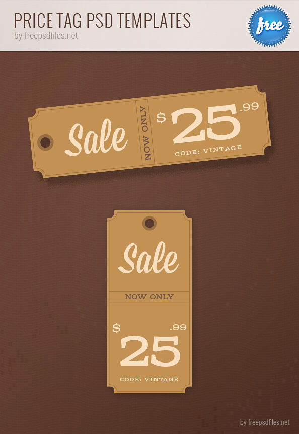 Free Printable Price Tags Template Best Of Price Tag Psd Templates Free Psd Files