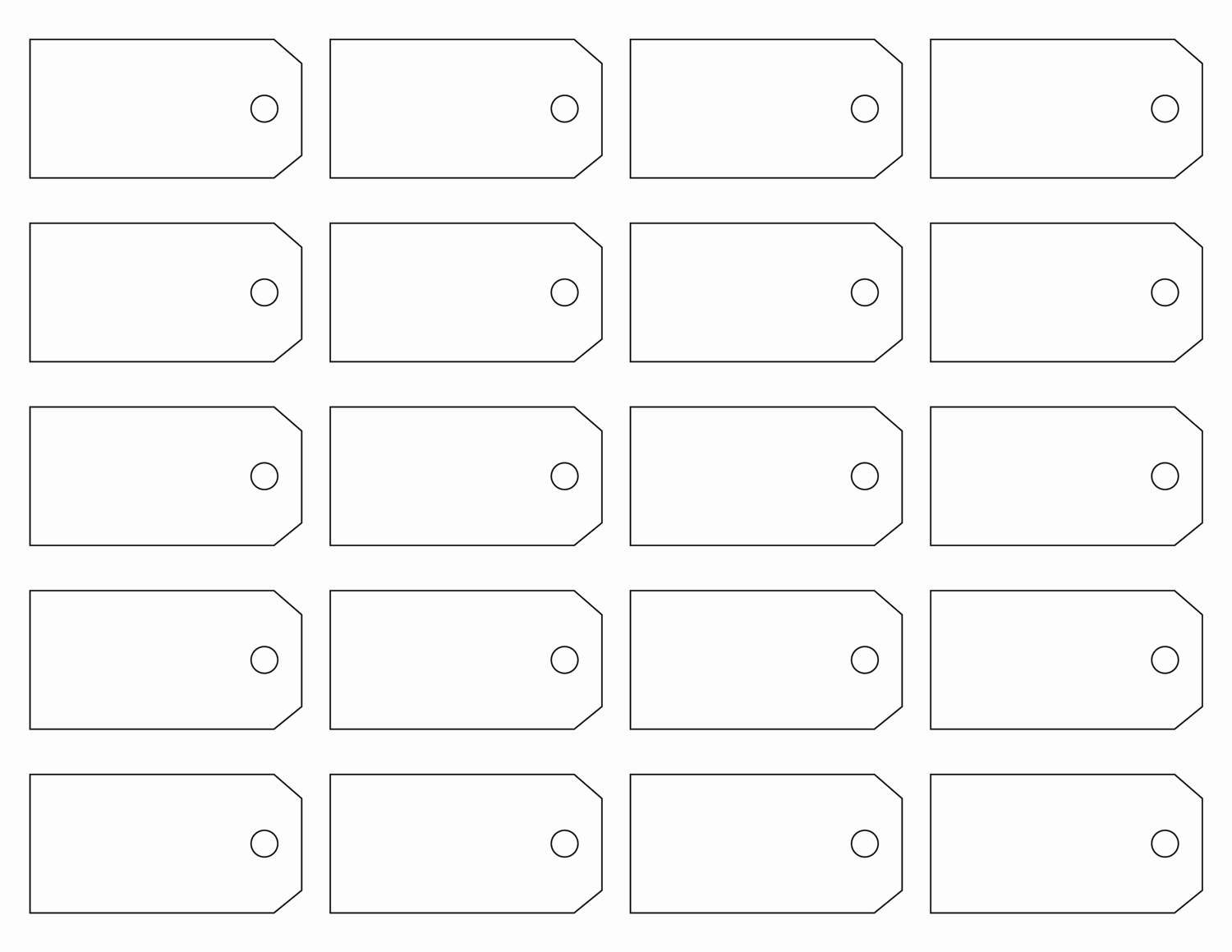 Free Printable Price Tags Template Best Of Printable Price Tag Templates