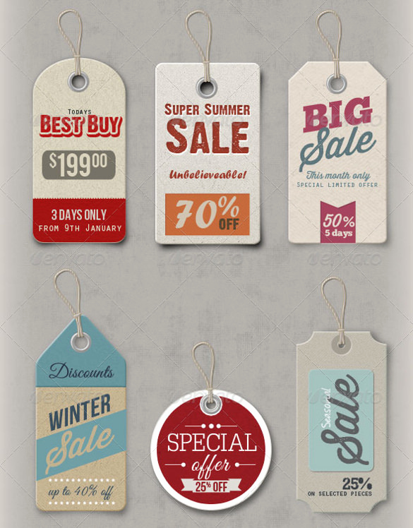 Free Printable Price Tags Template Lovely Price Tag Template – 24 Free Printable Vector Eps Psd