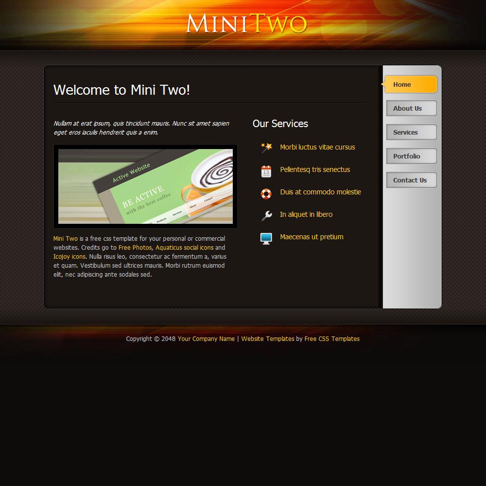 Free Professional Website Templates Luxury Download Free Professional Web Templates Free Css Mailbackup