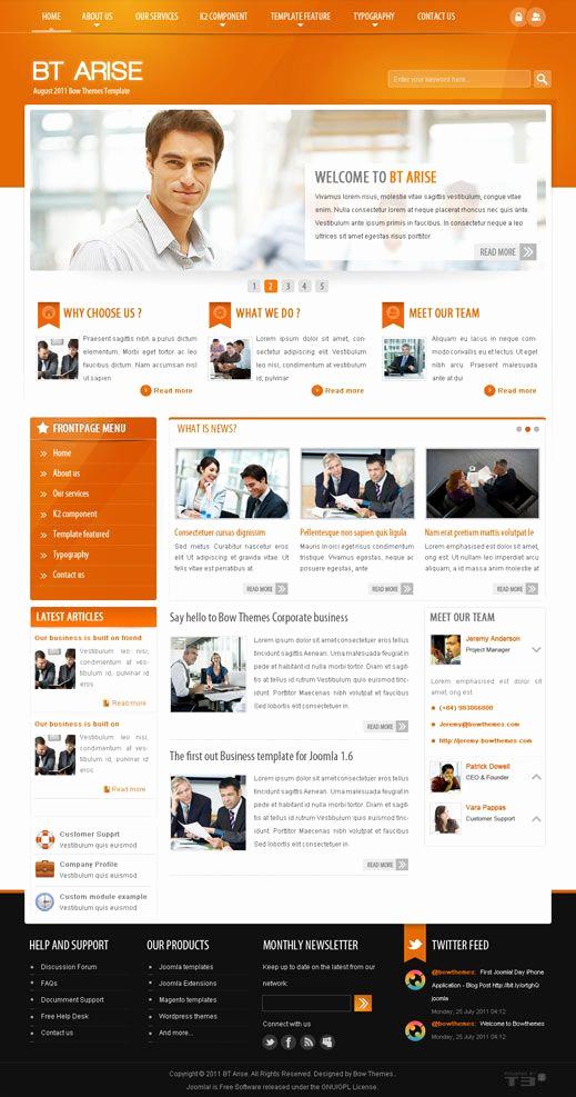 Free Professional Website Templates Unique Peexa Brings Free Professional Website themes Templates