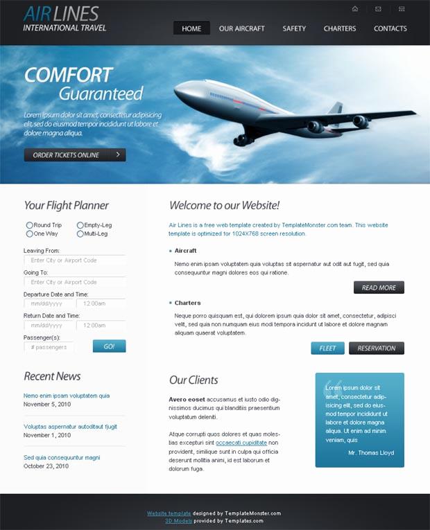 Free Professional Website Templates Unique Website Templates Free