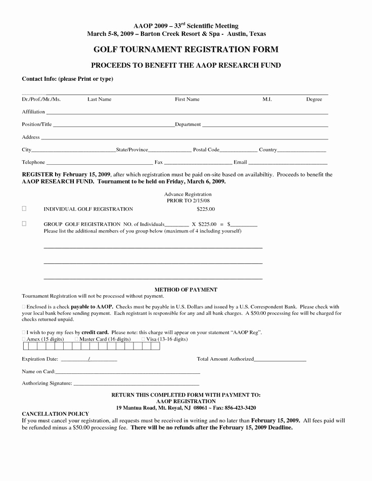 Free Registration forms Template Awesome Free Registration form Template