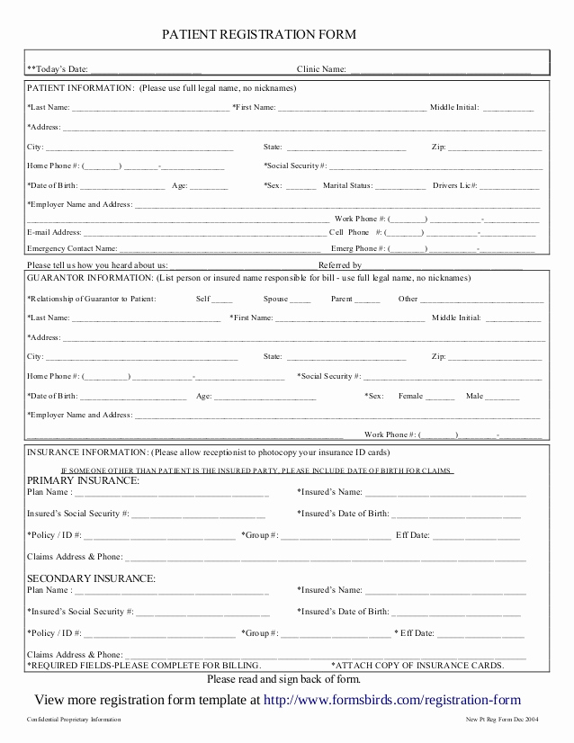 Free Registration forms Template Luxury Registration form Template