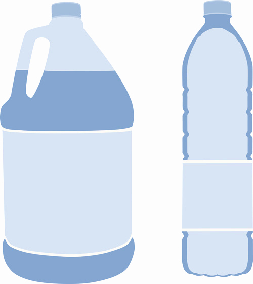 Free Water Bottle Template Awesome Water Bottle Free Vector 3 552 Free Vector for