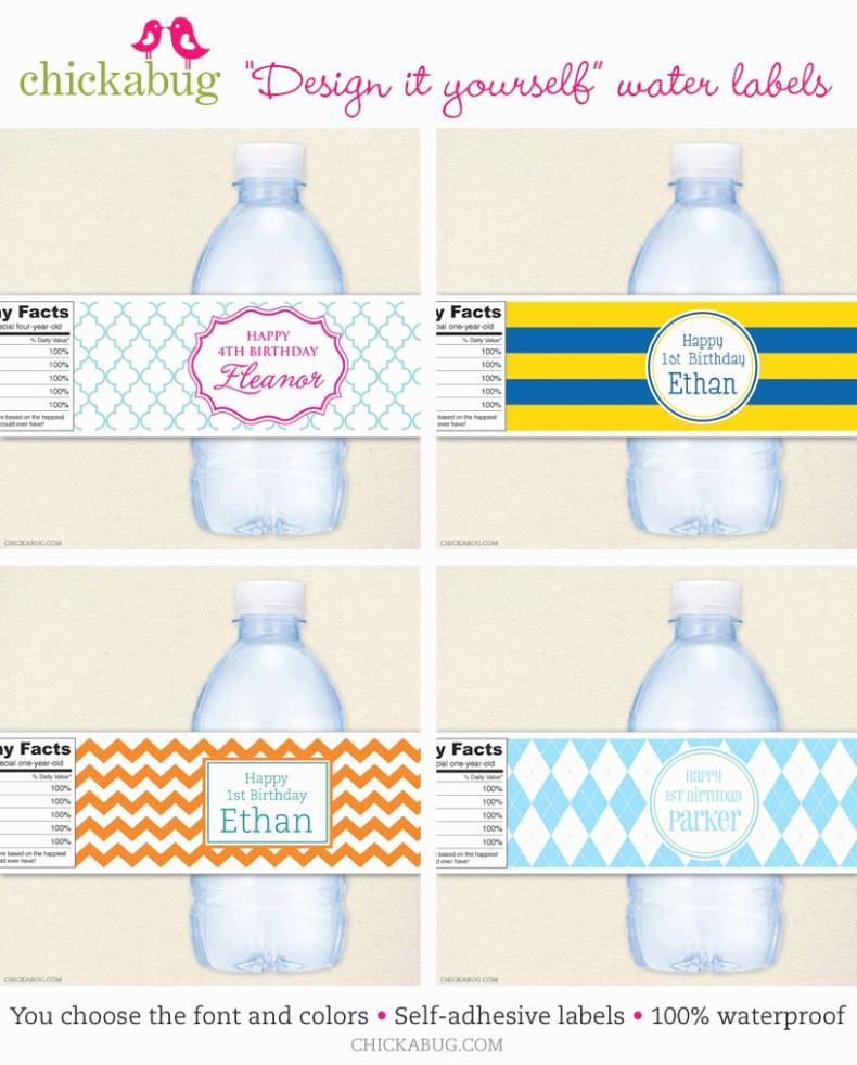 Free Water Bottle Template Elegant top 15 Fantastic Experience