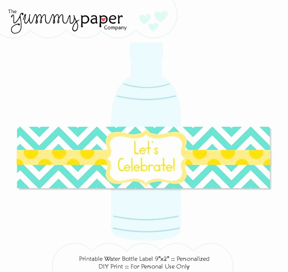 Free Water Bottle Template New 18 Best Images About Templates Label On Pinterest
