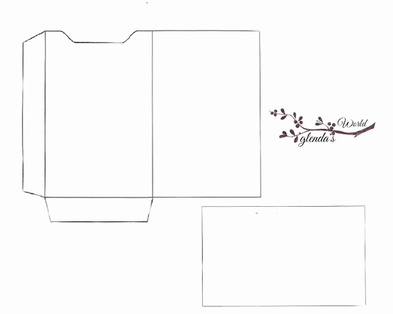 Gift Card Holder Template Free Awesome Free Printable Gift Card Sleeve with Card Template