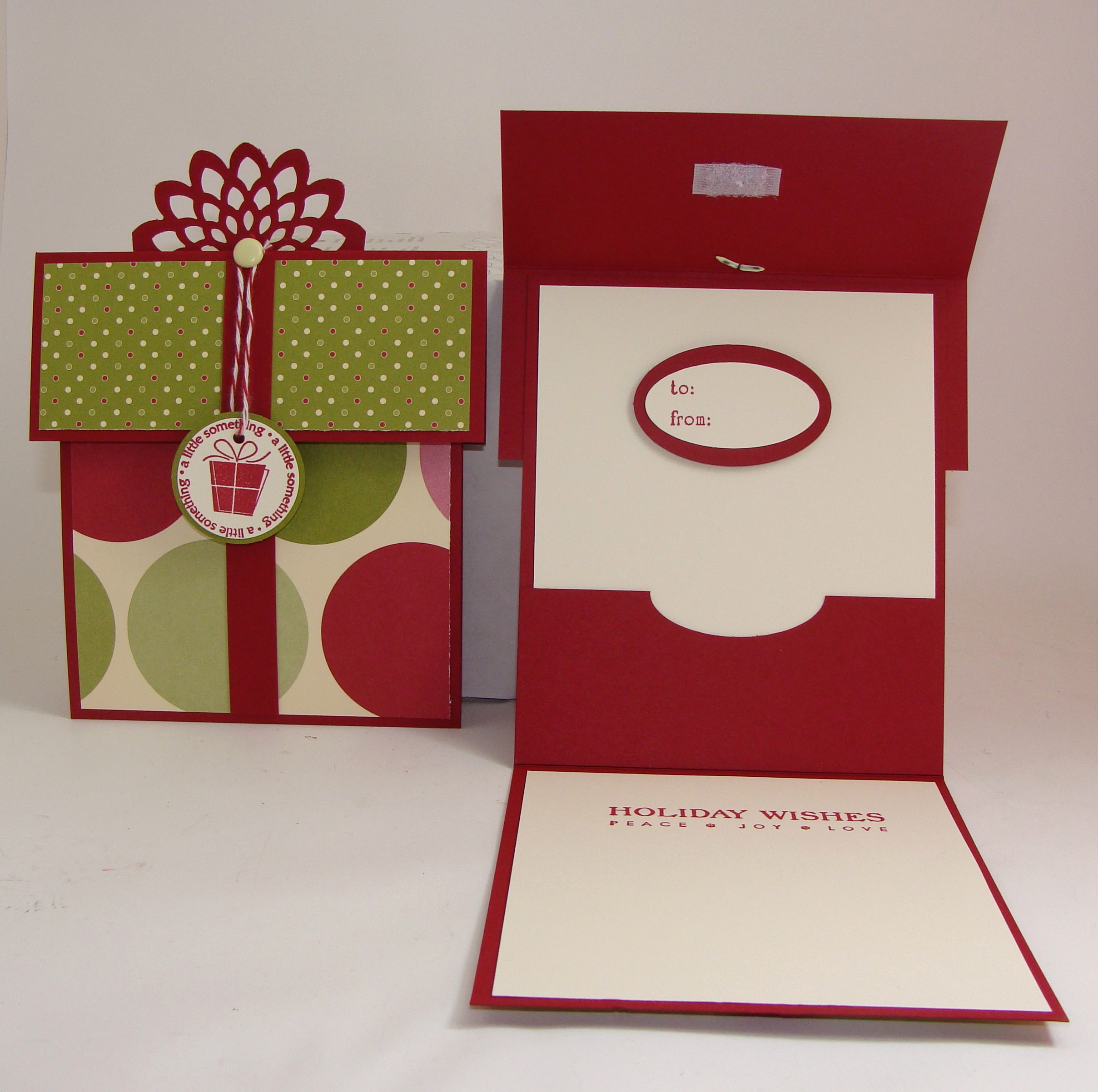 Gift Card Holder Template Free Beautiful Christmas Gift Card Holder