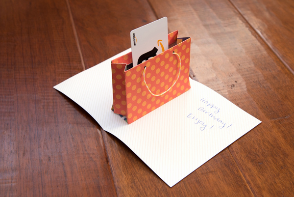 Gift Card Holder Template Free Beautiful T Card Holder
