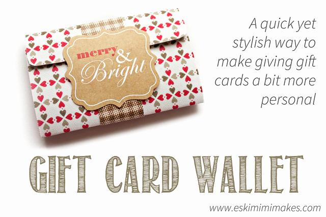 Gift Card Holder Template Free Elegant Make A Chic Gift Card Holder with Free Printable Template