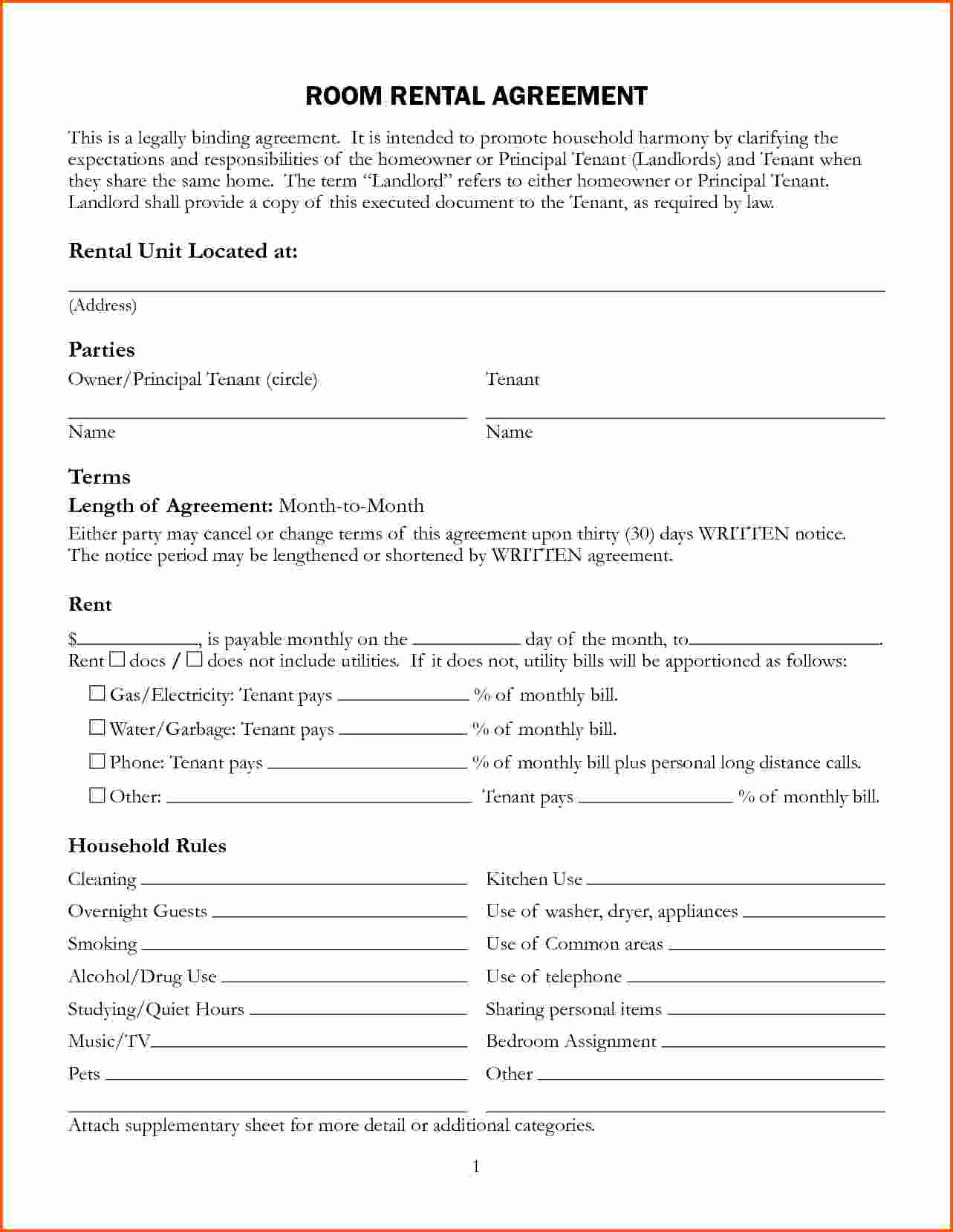 House Rental Contract Template Awesome Home Rental Agreement 28 Images House Rental Agreement