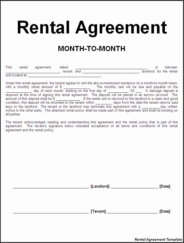 House Rental Contract Template Elegant Best 25 Contract Agreement Ideas On Pinterest