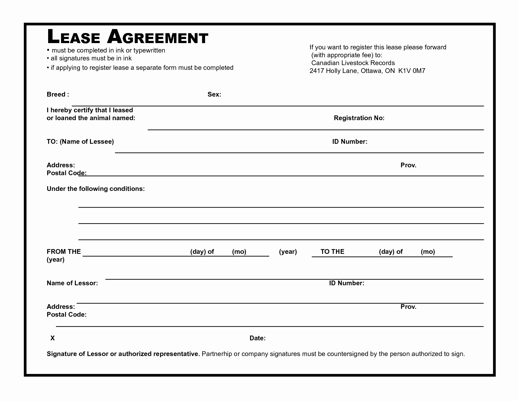 House Rental Contract Template Lovely 39 Excellent Rental Lease and Agreement Template Examples