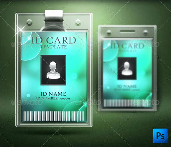 Id Badge Template Photoshop Awesome Id Badge Template Free Employee Shop – Arabnormafo