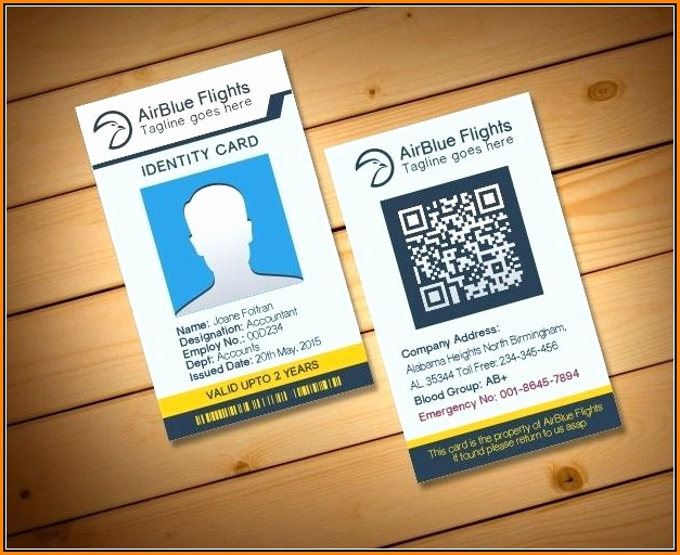Id Badge Template Photoshop Awesome Pvc Id Card Template Shop Template 1 Resume