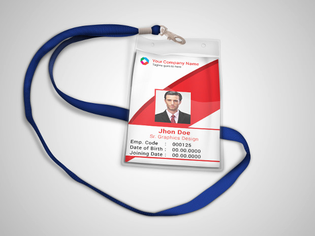 Id Badge Template Photoshop Fresh 16 Id Card Psd Templates & Designs