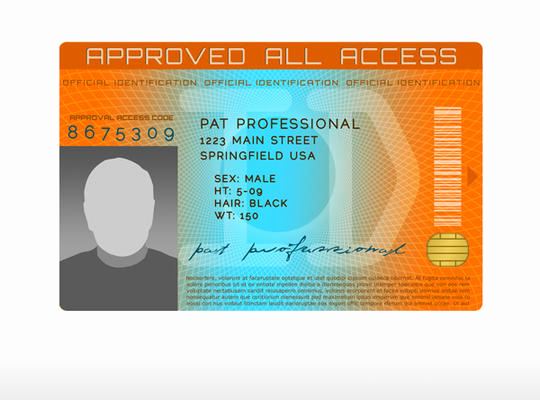 Id Badge Template Photoshop Lovely Id Badge Template Photoshop 13 Great Lessons You Can Learn