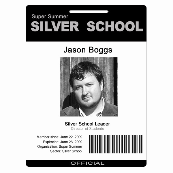 Id Badge Template Photoshop New 16 Id Card Template Shop Adobe Shop