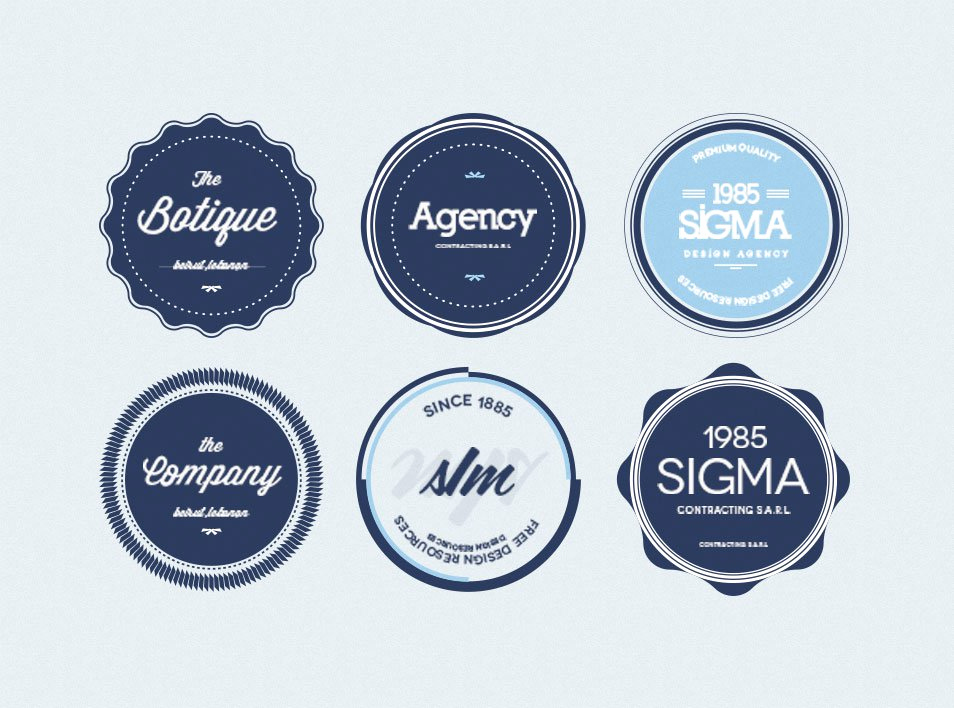 Id Badge Template Photoshop Unique 19 Badge Psd Templates Free Badge Templates