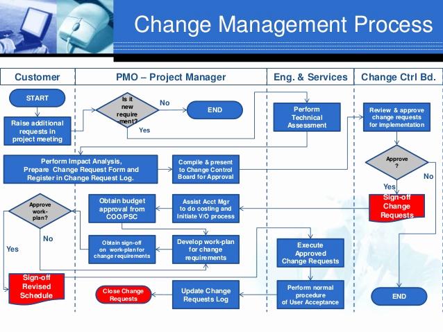 Management Of Change Procedure Template Beautiful Pmo Framework