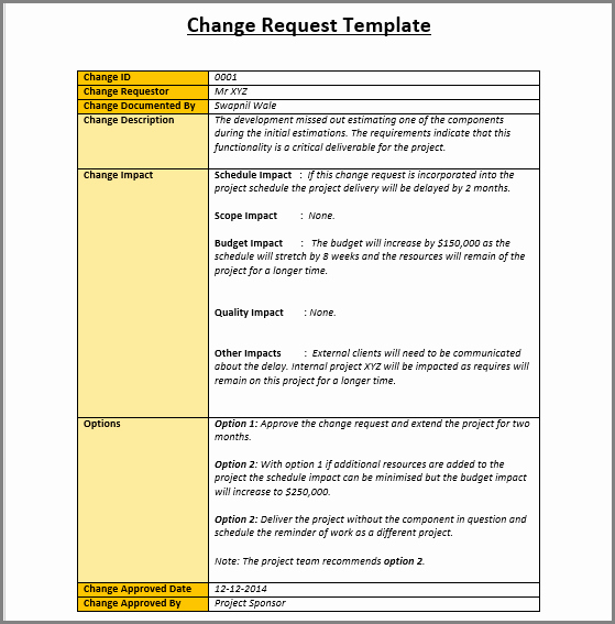 Management Of Change Procedure Template Lovely Change Management Plan Process and Templates Excel
