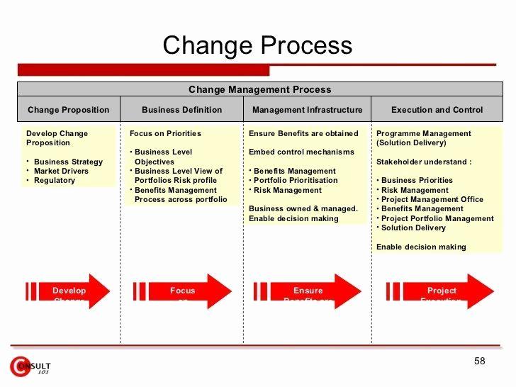 Management Of Change Procedure Template Unique Project Management Flow Chart Examples Change Management