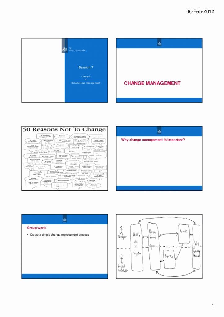 Management Of Change Procedure Template Unique Simple Change Management Construction Process Flow Chart