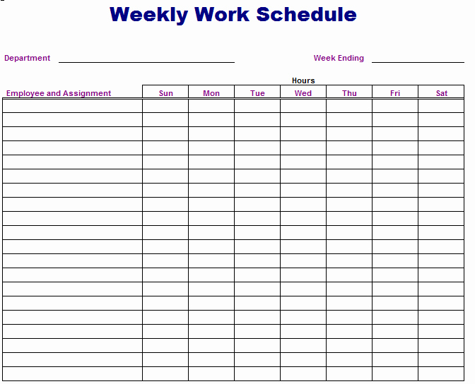 Manufacturing Production Schedule Template Beautiful Production Schedule Template