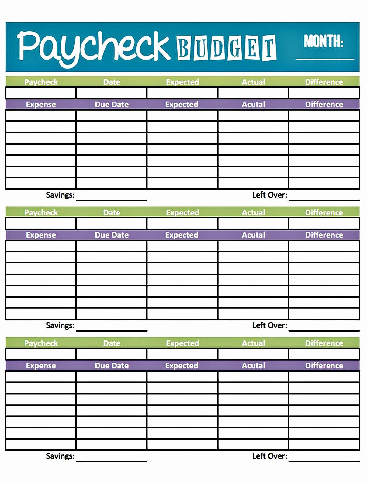 Monthly Budget Spreadsheet Template Lovely Bud Worksheet Printable